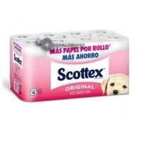 H SCOTTEX 16 ROLLOS