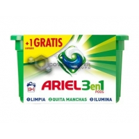 DET ARIEL TABS 3EN1 REG 13+1
